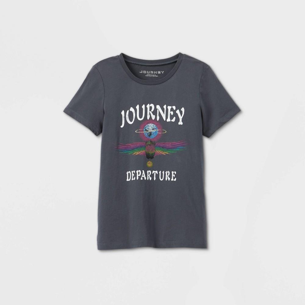 Top Women' Journey hort leeve Graphic T-hirt -