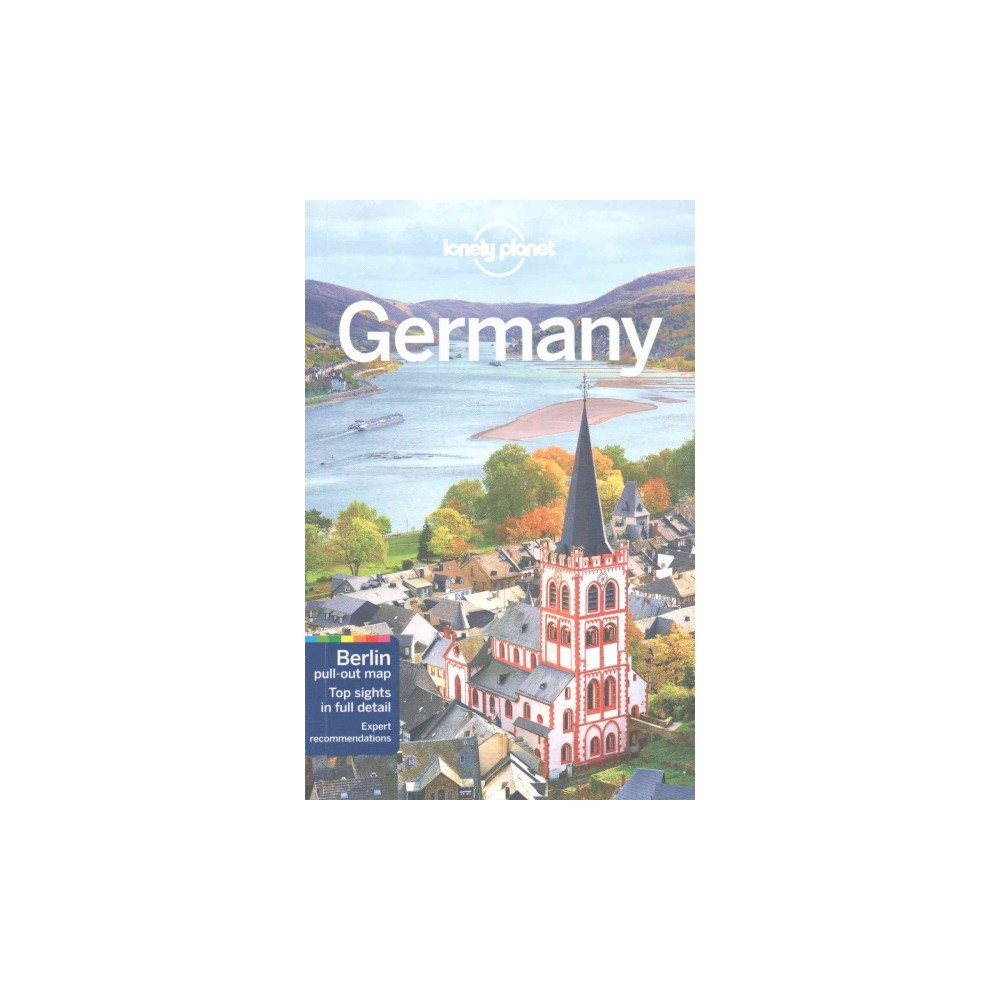 Lonely Planet Germany (Paperback) (Andrea Schulte-Peevers & Kerry Christiani & Marc Di Duca & Catherine