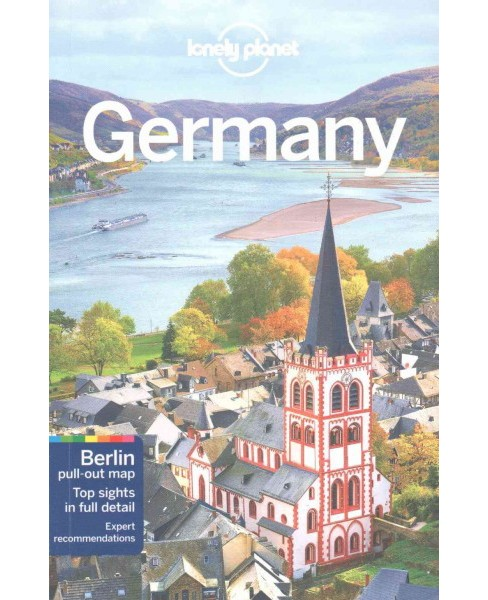 Lonely Planet Germany (Paperback) (Andrea Schulte-Peevers & Kerry Christiani & Marc Di Duca & Catherine - image 1 of 1
