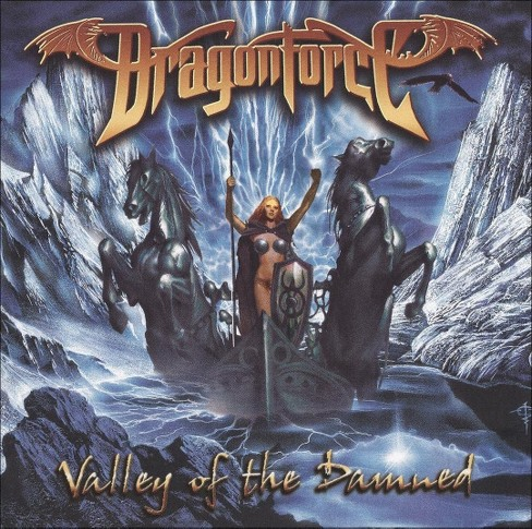 Dragonforce - Valley of the damned (CD) - image 1 of 7