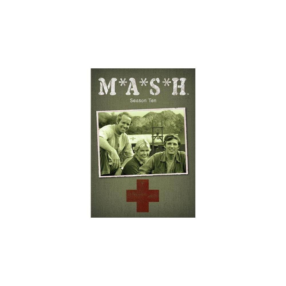 M A S H Season Ten Dvd 2008