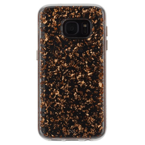 wholesale dealer 0403e cc6e5 Case-Mate Samsung Galaxy S7 Rose Gold Karat Cases