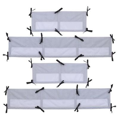 NoJo® Secure-Me Crib Liner - Roar