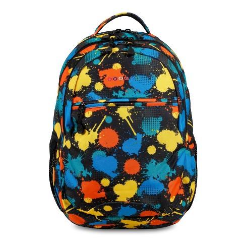 "JWorld 19"" Cornelia Laptop Backpack - Splatter - image 1 of 4"