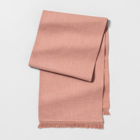 Fringe Runner Rose - Hearth & Hand™ with Magnolia - image 1 of 2