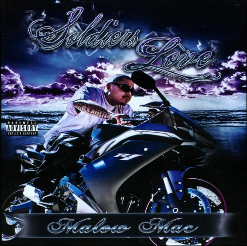 Malow mac - Soldiers love [Explicit Lyrics] (CD) - image 1 of 1