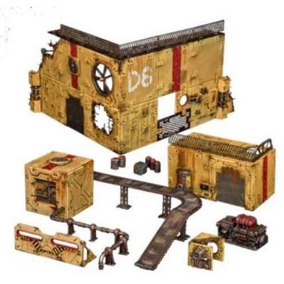 Industrial Zone Miniatures Box Set