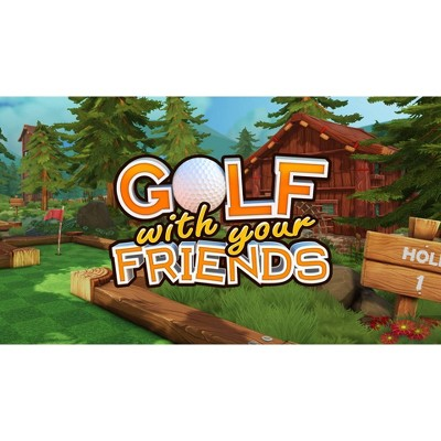 Golf With Your Friends - Nintendo Switch (Digital)