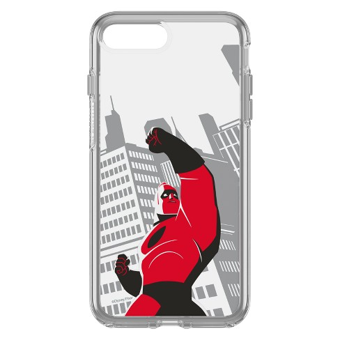 OtterBox Apple iPhone 8 Plus/7 Plus Disney Symmetry Case - Mr. Incredible - image 1 of 4