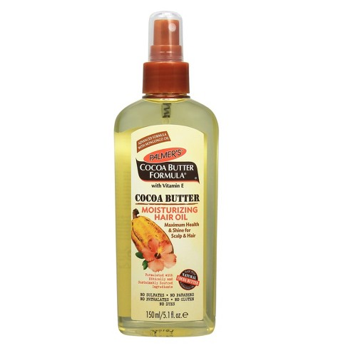 Palmer's Moisturizing Hair Oil - 5.1oz - image 1 of 2