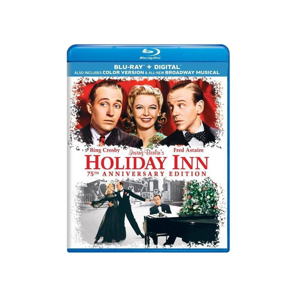 Holiday Inn Blu Ray