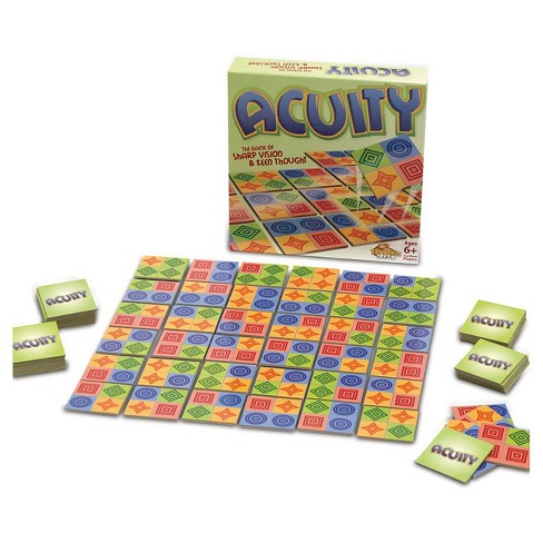 Fat Brain Toys Acuity Game of Sharp Vision and Keen Thought - image 1 of 3