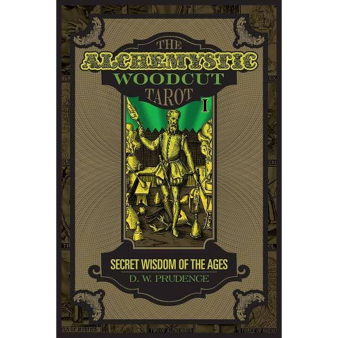 The Alchemystic Woodcut Tarot - by  D W Prudence (Mixed Media Product) - image 1 of 1