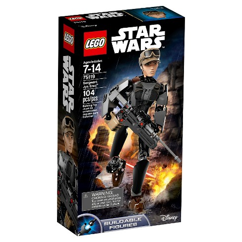 LEGO® Star Wars™ Constraction Sergeant Jyn Erso™ 75119 - image 1 of 11