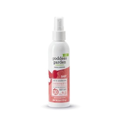 Goddess Garden SPF 30 Mineral Sunscreen - 6oz