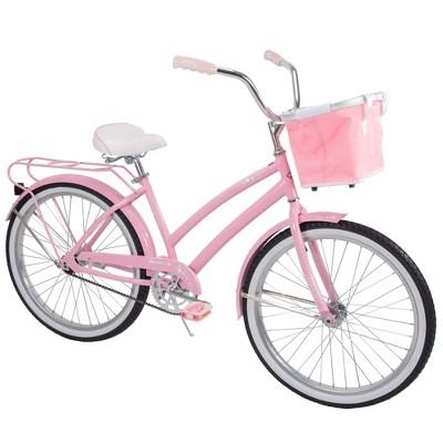 "Huffy Nassau 24"" Kids' Cruiser Bike - Pink"