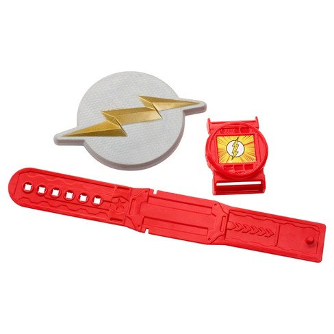 dcb72099f64 Justice League The Flash Snap And Wear-it Hero Set   Target