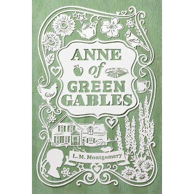 Anne of Green Gables - (Anne of Green Gables Novel) by L M Montgomery