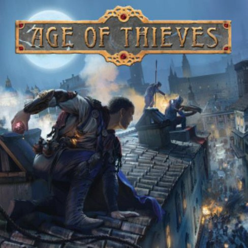 Age of Thieves Board Game - image 1 of 2