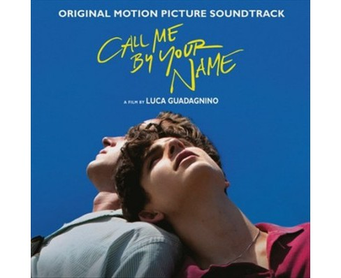 Various - Call Me By Your Name (Ost) (Vinyl) - image 1 of 1