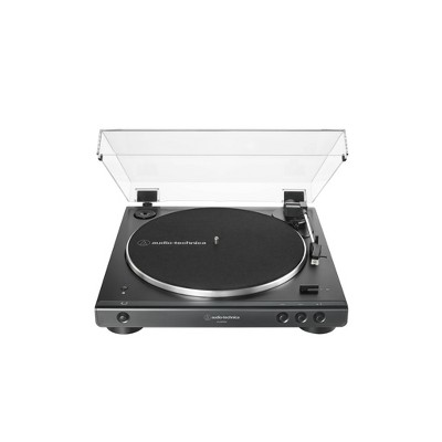 Audio-Technica Fully Automatic Turntable-Black