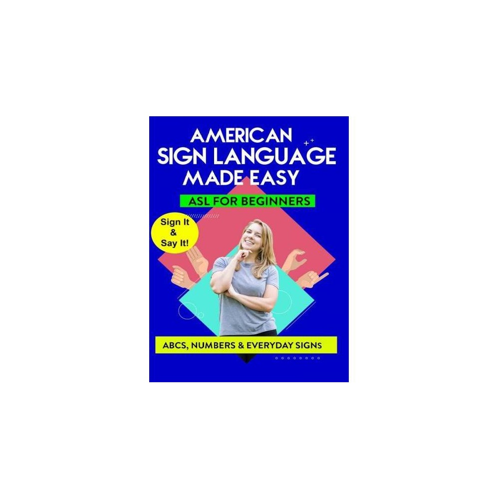Asl:Learn Abcs Numbers Fingerspelli (Dvd)