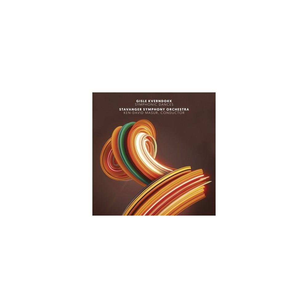 Stavanger Symphony O - Gisle Kverndokk Symphonic Dances (CD)