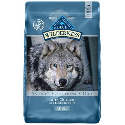 Dog Food: Blue Buffalo Wilderness Adult
