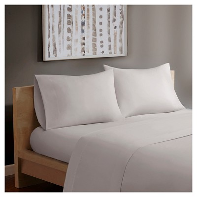Forever Percale Pillowcases (King)Gray