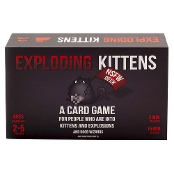 Exploding Kittens NSFW (Adults Only) Game