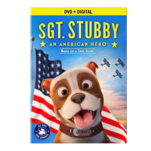 Sgt. Stubby: An American Hero (DVD) - image 1 of 1