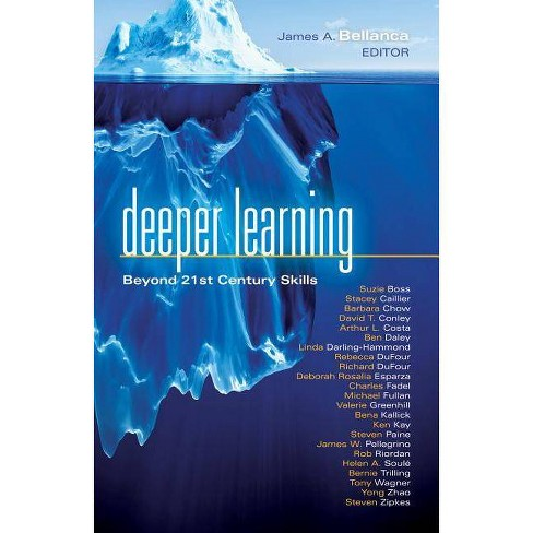 Deeper Learning - (Solutions) by  James A Bellanca (Hardcover) - image 1 of 1