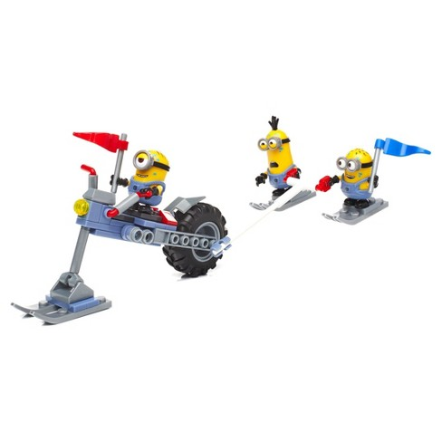 Mega Construx Despicable Me 3 Wild Waterski Bike Building Set - image 1 of 11
