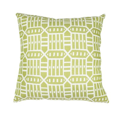 Pacifica Lounge Throw Pillow Roland Green - Astella