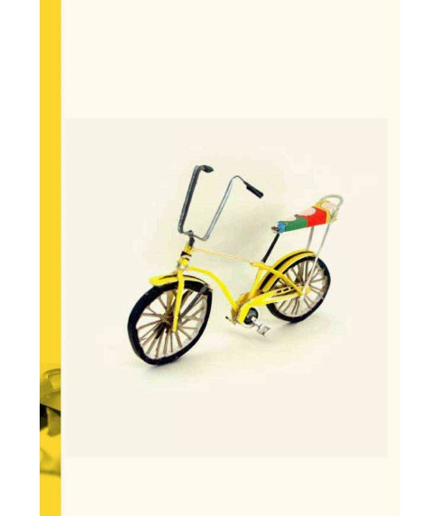 From Scraps Journal 2 Bicycle (Paperback) (Lydia Ricci) - image 1 of 1