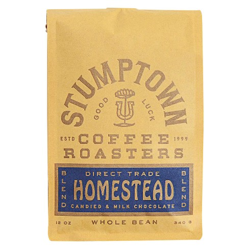 Stumptown Homestead Light Roast Whole Bean Coffee - 12oz - image 1 of 3