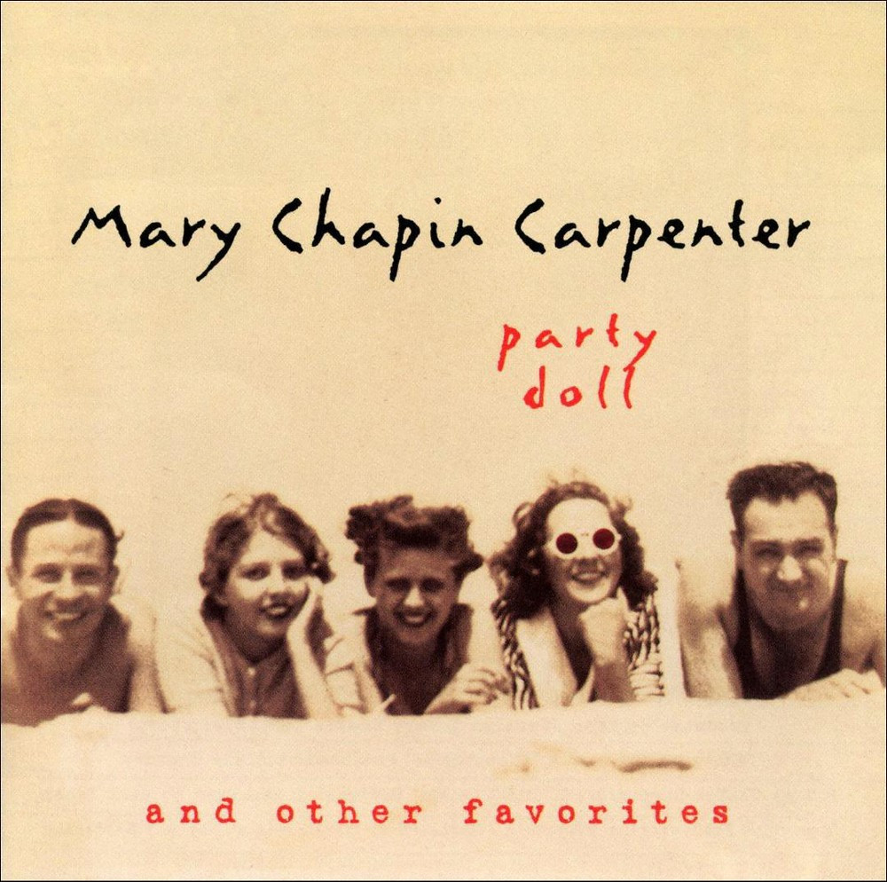Mary chap carpenter - Party doll and other favorites (CD)