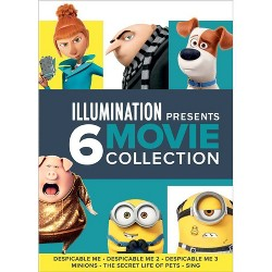 Illumination 6-Movie Collection (DVD)