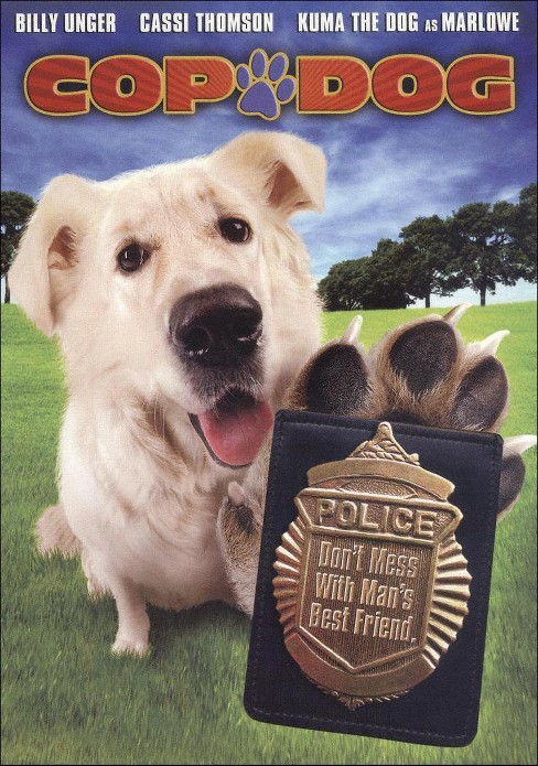 Cop Dog (dvd_video) - image 1 of 1