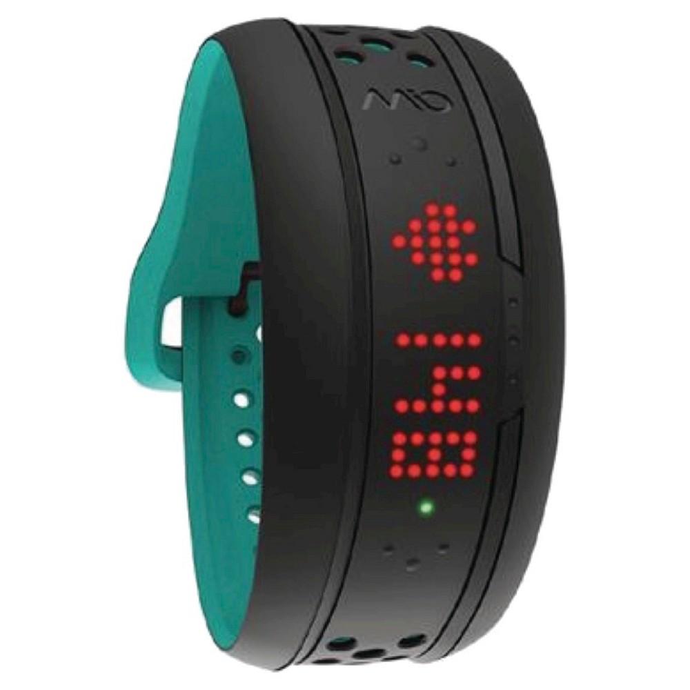 Mio Fuse Heart Rate + Activity Tracker Small/Medium - Aqua (Blue)