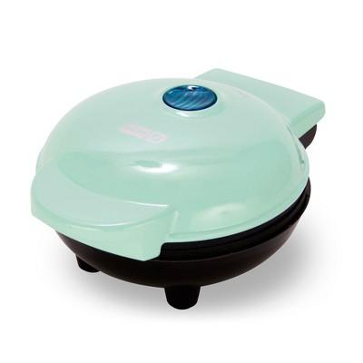 Dash Mini Maker Waffle - Aqua