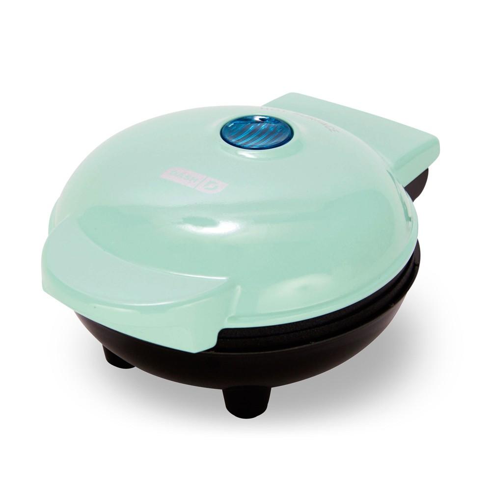 Image of Dash Mini Maker Waffle - Aqua, Blue