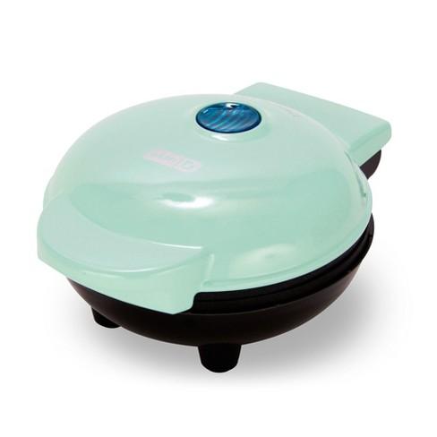 Dash Mini Maker Waffle - Aqua - image 1 of 3