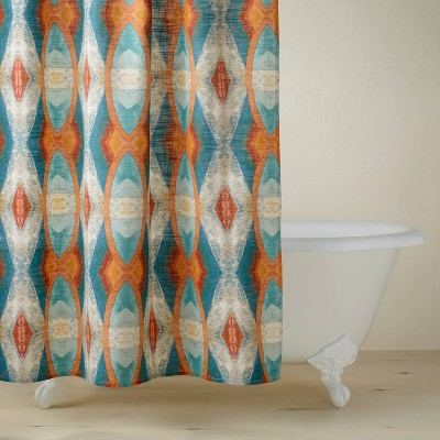 Geo Shower Curtain - Opalhouse™ designed with Jungalow™
