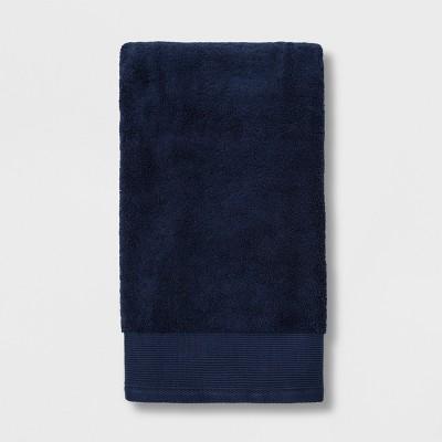 Cotton Bath Towel Navy - Project 62™ + Nate Berkus™