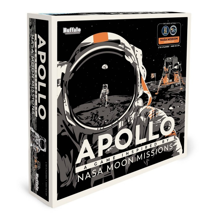 Apollo: A Collaborative Game Inspired By NASA Moon Missions : Target