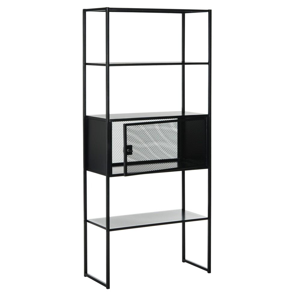 Abay Bookshelf - Black - Safavieh