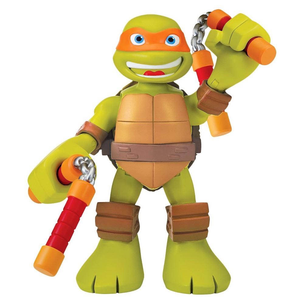 Teenage Mutant Ninja Turtles Half-Shell Heroes 6 Talking Michelangelo