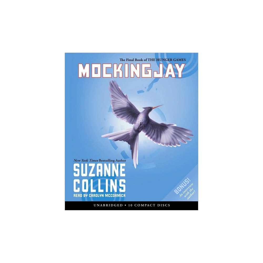 Mockingjay ( Hunger Games) (Unabridged) (Compact Disc) by Suzanne Collins