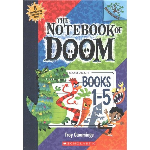 Notebook Of Doom Rise Of The Balloon Goons Day Of The Night